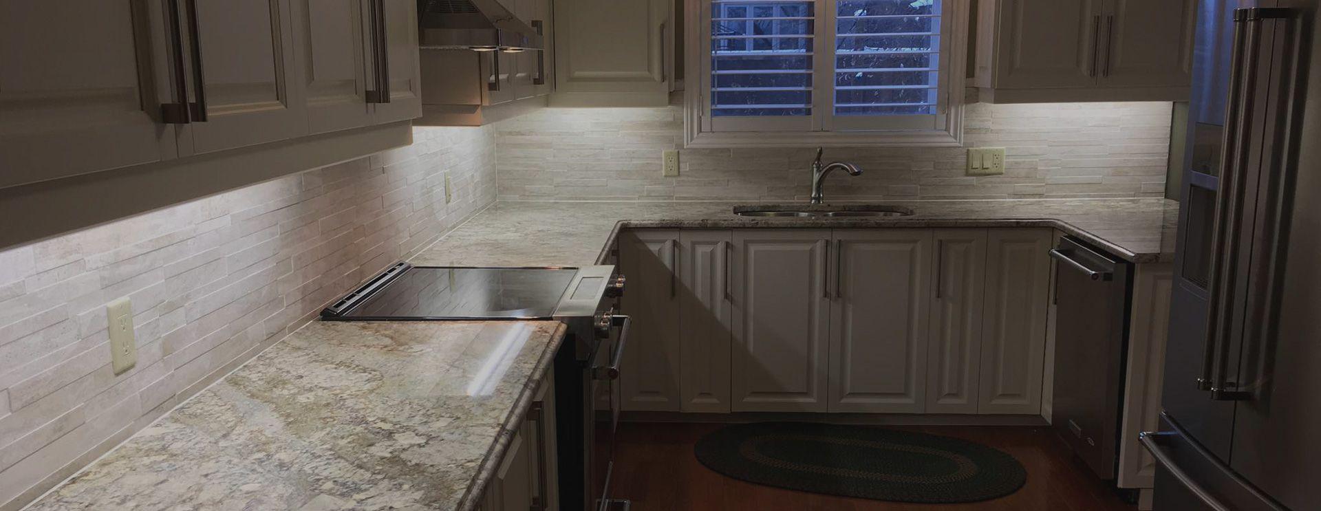 Kitchen Post Renovations